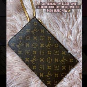 Louis Vuitton Neverfull Gm Monogram Pochette